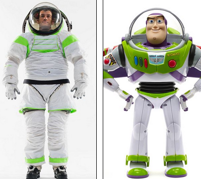 http://www.dailymail.co.uk/sciencetech/article-2250548/Nasa-reveals-new-spacesuit--designed-fan-Buzz-Lightyear.html